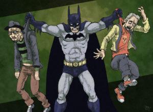 Breaking Bats
