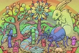 Easter Eye Land
