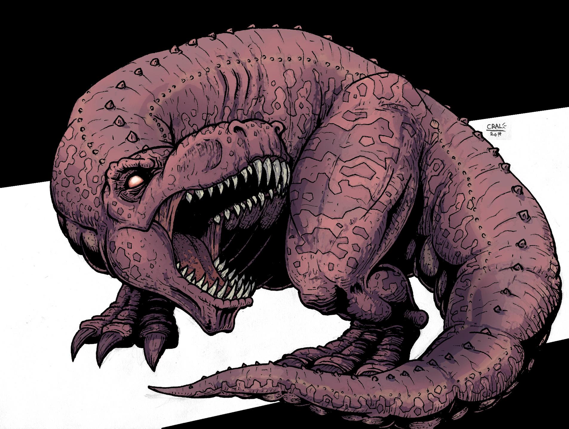 two rex